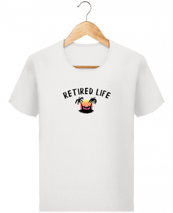T-shirt Men Stanley Imagines Vintage Retired Life by tunetoo