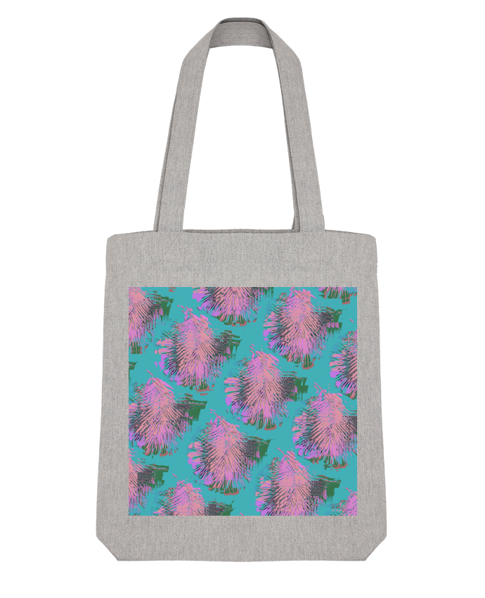 Tote Bag Stanley Stella Pink Palms by L