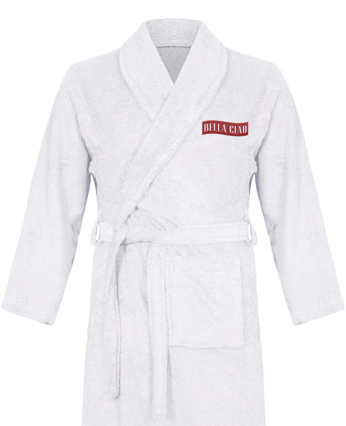 Sponge Premium Bathrobe BELLA CIAO by  tunetoo