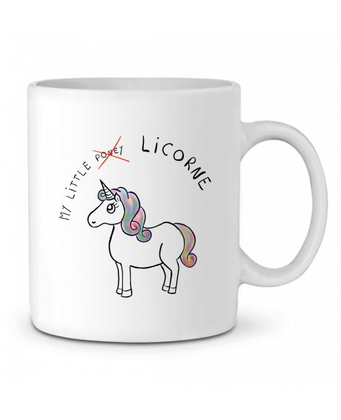 Ceramic Mug Licorne by Sacha