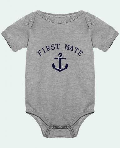 Baby Body Capitain and first mate by tunetoo