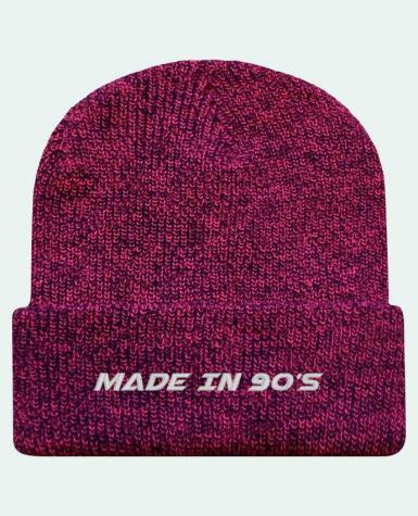 Bobble hat Heritage reversible Made in 90s by tunetoo
