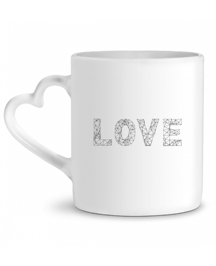 Mug Heart Love by na.hili