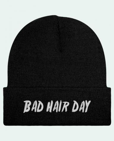Reversible Beanie Bad hair day by tunetoo