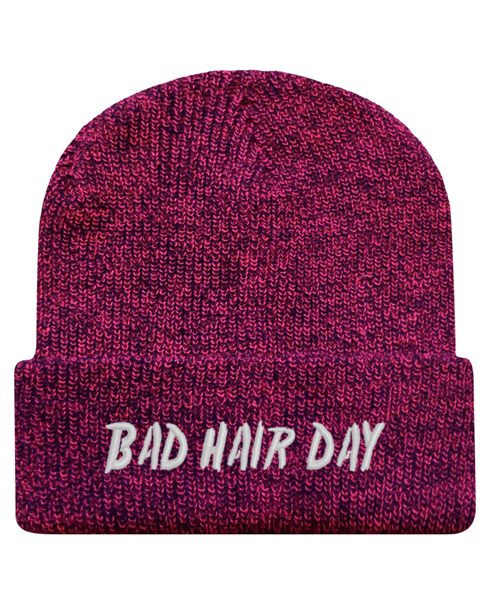 Bobble hat Heritage reversible Bad hair day by tunetoo
