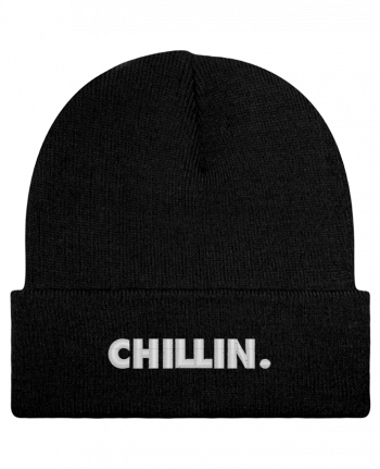 Reversible Beanie Chillin. by tunetoo