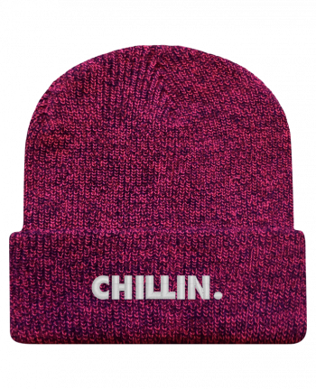 Bobble hat Heritage reversible Chillin. by tunetoo