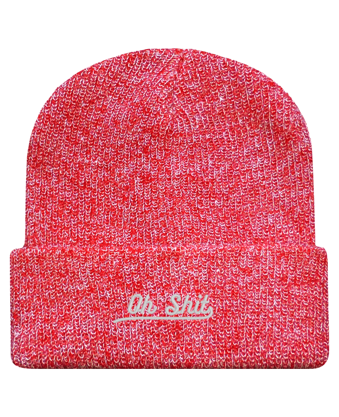 Bobble hat Heritage reversible Oh shit by tunetoo