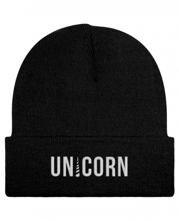 Reversible Beanie Unicorn by tunetoo
