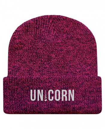 Bobble hat Heritage reversible Unicorn by tunetoo