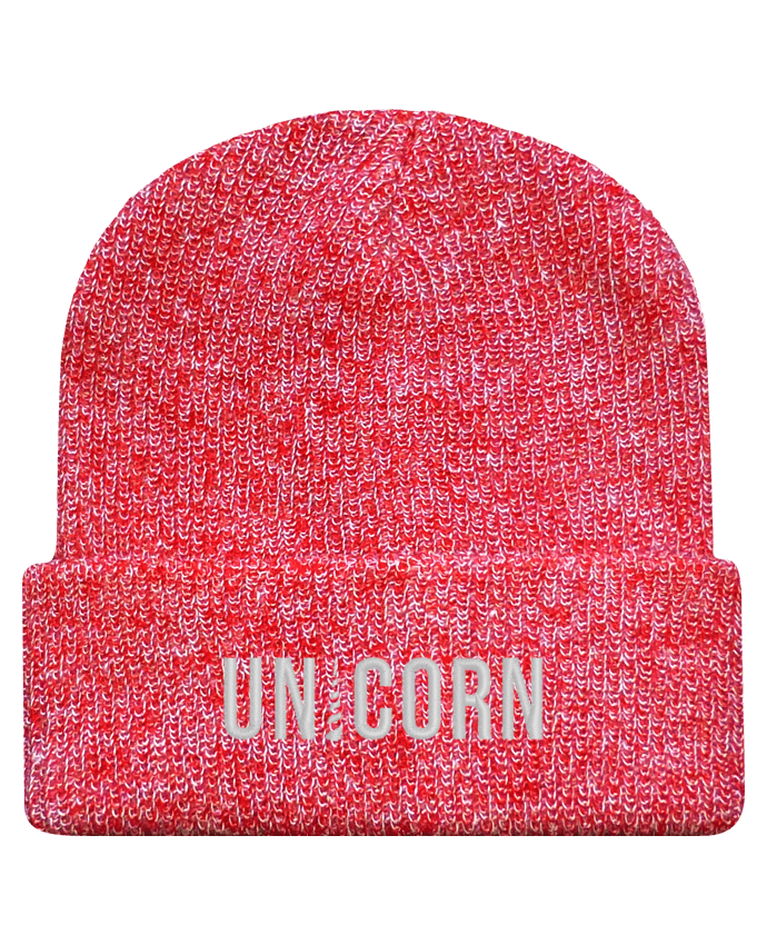 Bobble hat Heritage reversible Unicorn by tunetoo