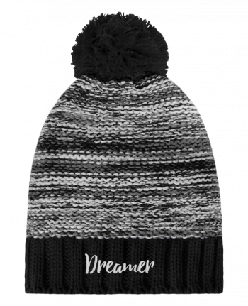 Bobble Hat Slalom boarder Dreamer by tunetoo