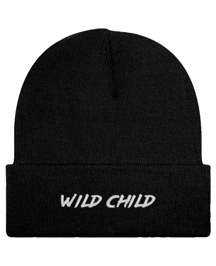 Reversible Beanie Wild Child by tunetoo