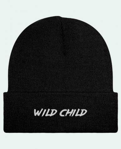 Reversible Beanie Wild Child by tunetoo