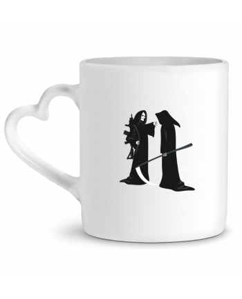 Mug Heart Out of date by flyingmouse365