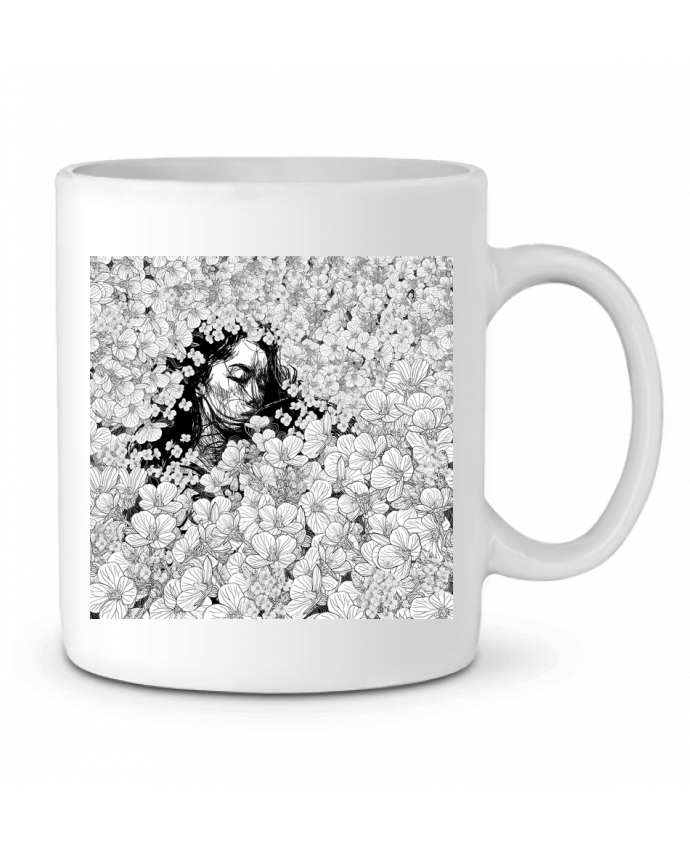 Ceramic Mug Interrompere by PedroTapa