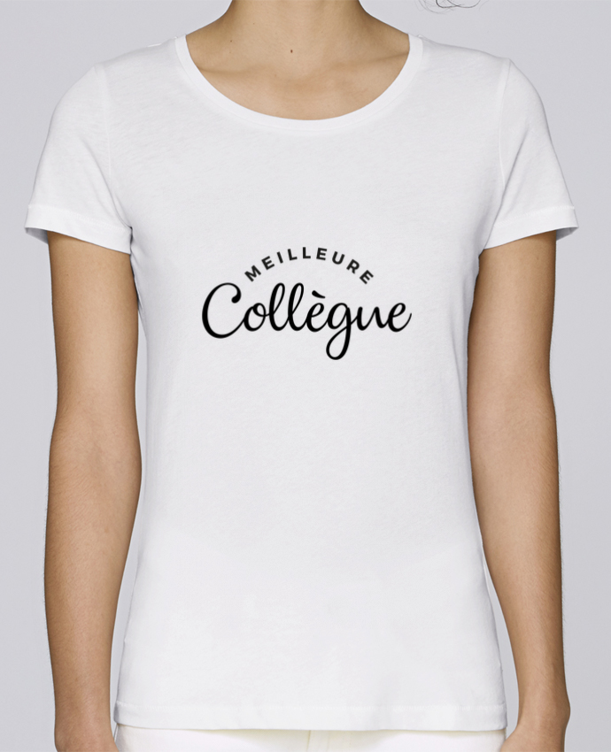 T-shirt Women Stella Loves Meilleure Collègue by Nana