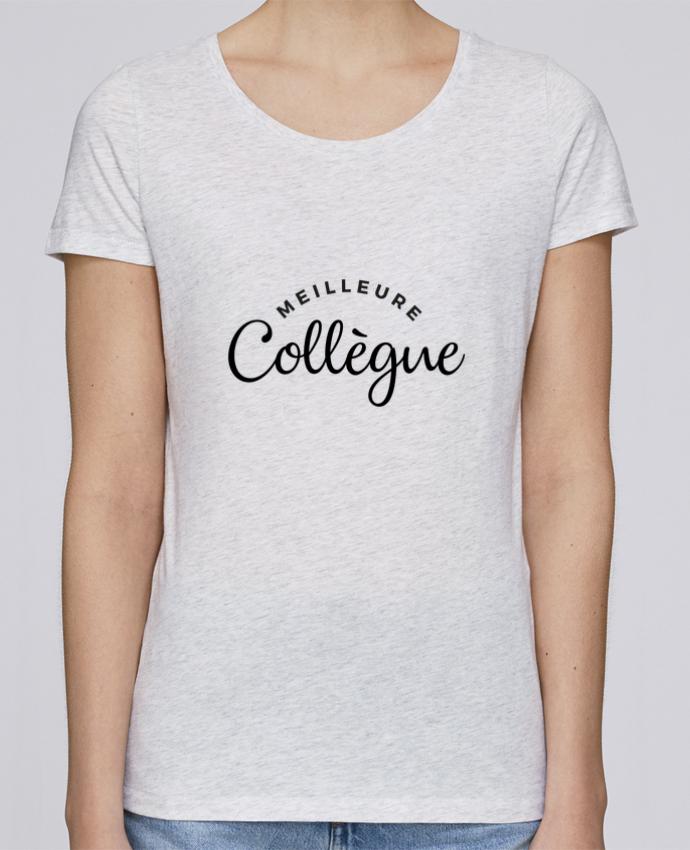 T-shirt Women Stella Loves Meilleure Collègue by Nana