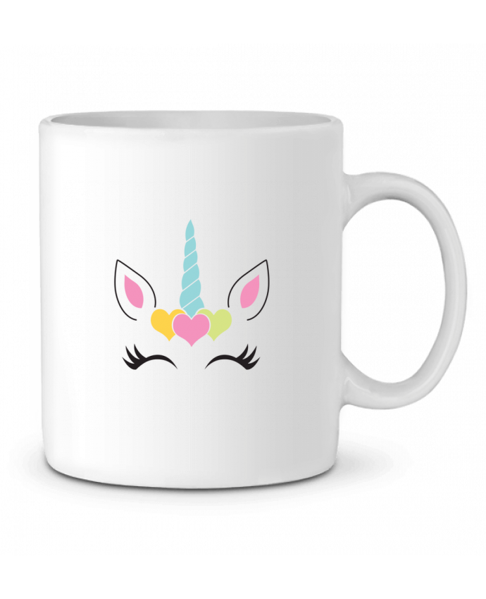 Ceramic Mug Unicorn by tunetoo