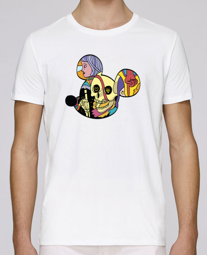 Unisex T-shirt 150 G/M² Leads wonderland by Arya Mularama