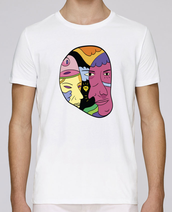 Unisex T-shirt 150 G/M² Leads destroyer by Arya Mularama
