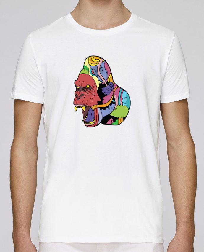 T-shirt crew neck Stanley leads wrathofnature by Arya Mularama