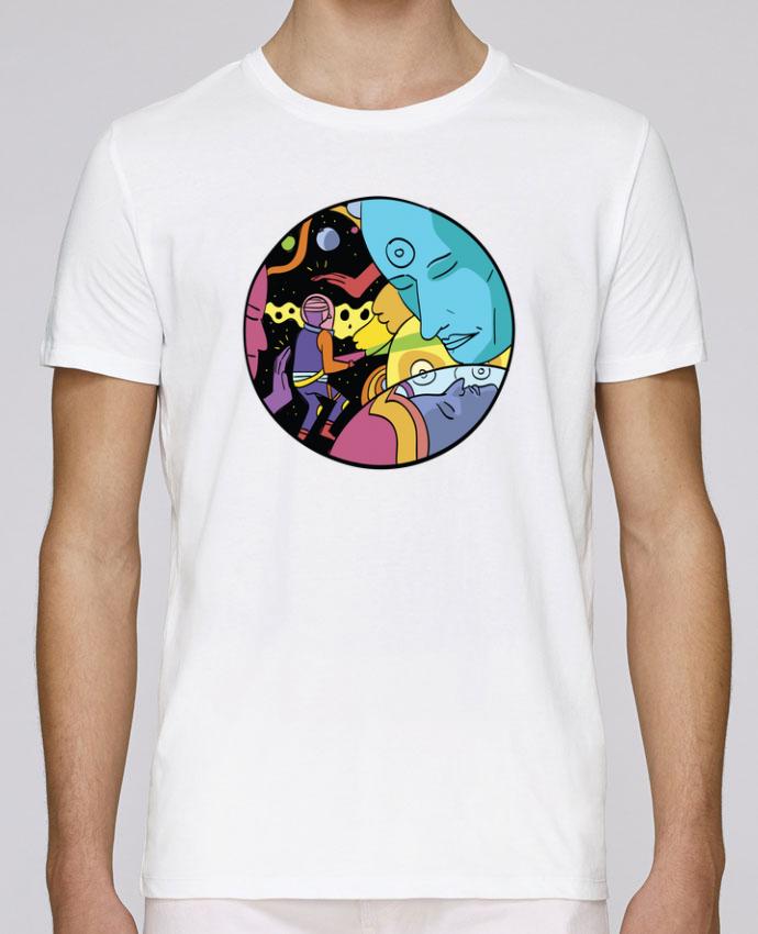 Unisex T-shirt 150 G/M² Leads cosmic by Arya Mularama