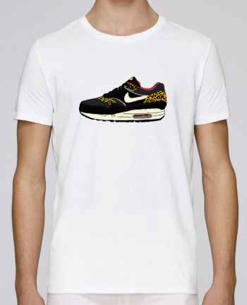 T-shirt crew neck Stanley leads Airmax léobyd by Nick cocozza