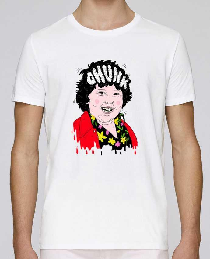 T-shirt crew neck Stanley leads Chunk by Nick cocozza