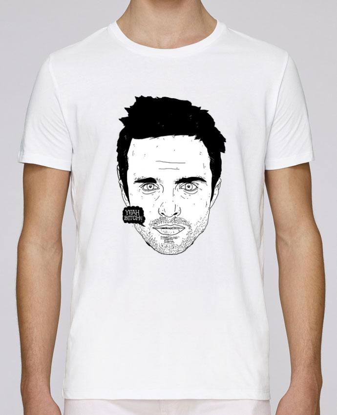 T-shirt crew neck Stanley leads Jesse Pinkman by Nick cocozza