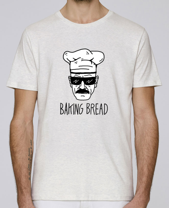 Unisex T-shirt 150 G/M² Leads Baking bread by Nick cocozza
