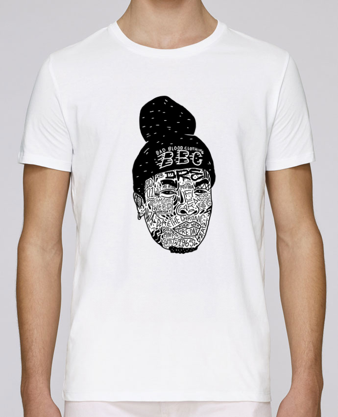 Unisex T-shirt 150 G/M² Leads Dre by Nick cocozza