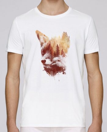 T-shirt crew neck Stanley leads Blind fox by robertfarkas