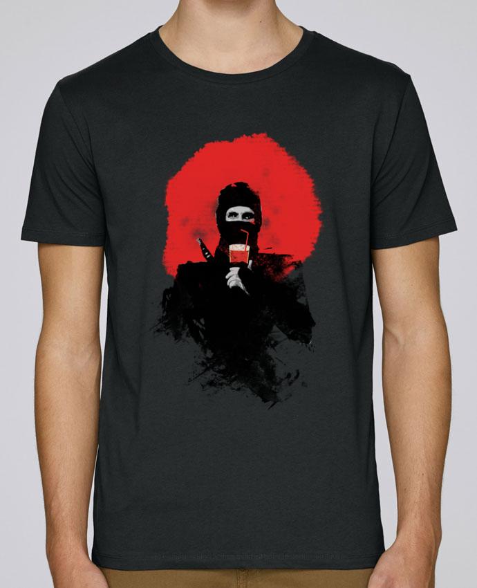Unisex T-shirt 150 G/M² Leads American ninja by robertfarkas