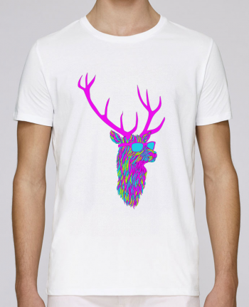 T-shirt crew neck Stanley leads Party deer by robertfarkas