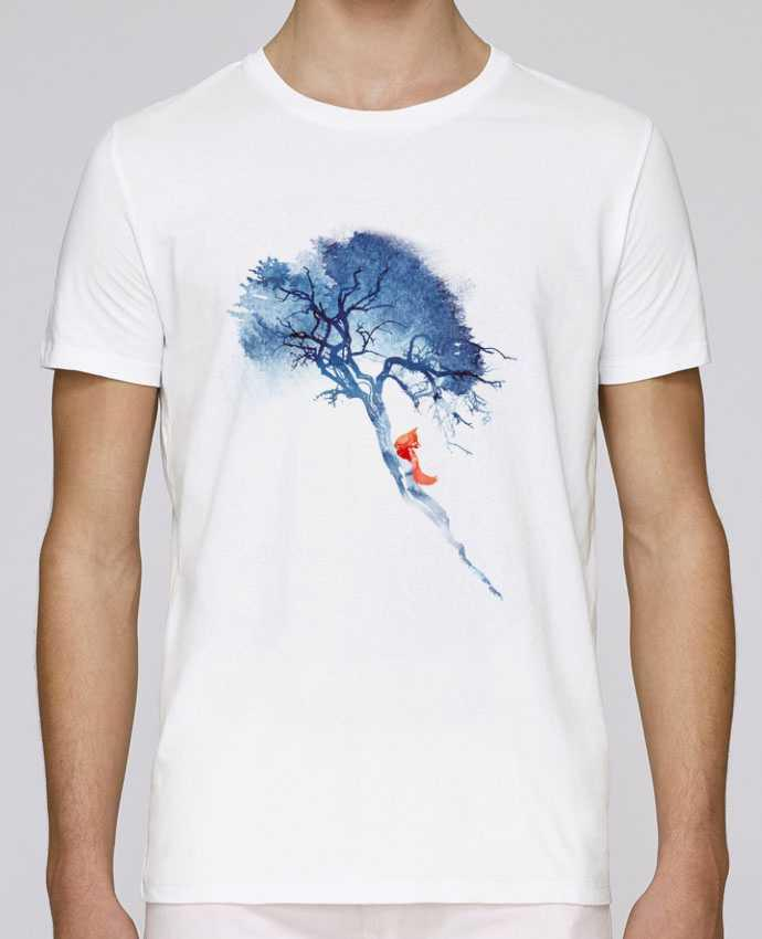 T-shirt crew neck Stanley leads There's no way back by robertfarkas