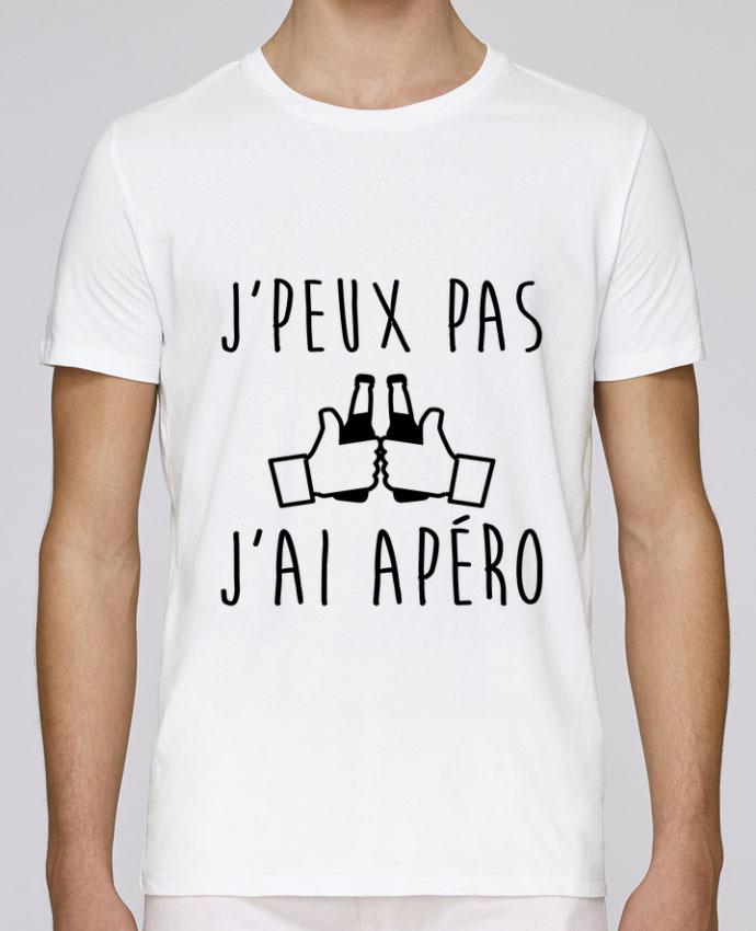 Unisex T-shirt 150 G/M² Leads J'peux pas j'ai apéro by Benichan