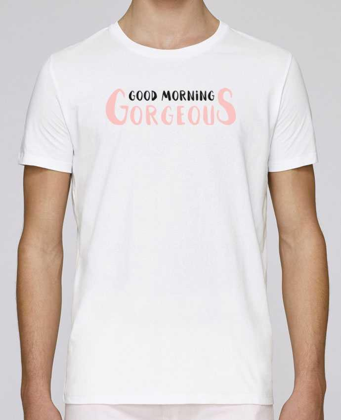 Unisex T-shirt 150 G/M² Leads Good morning gorgeous by tunetoo
