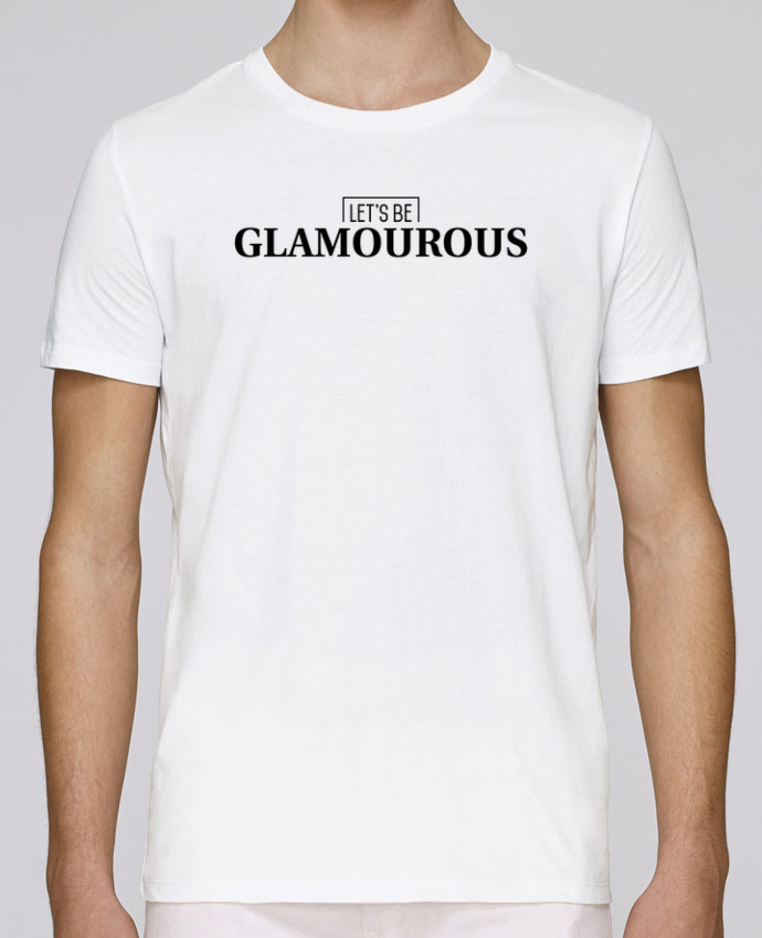 Unisex T-shirt 150 G/M² Leads Let's be GLAMOUROUS by tunetoo