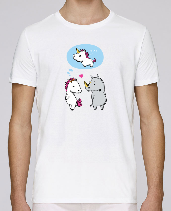 Unisex T-shirt 150 G/M² Leads Perfect match by flyingmouse365