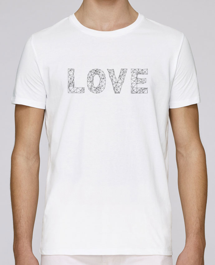 Unisex T-shirt 150 G/M² Leads Love by na.hili