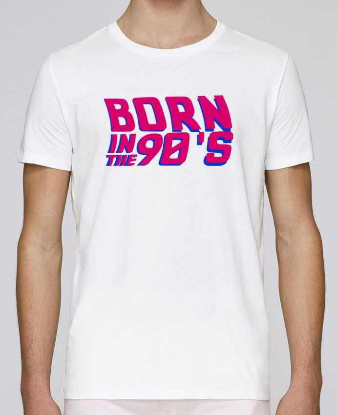 Unisex T-shirt 150 G/M² Leads Born in the 90