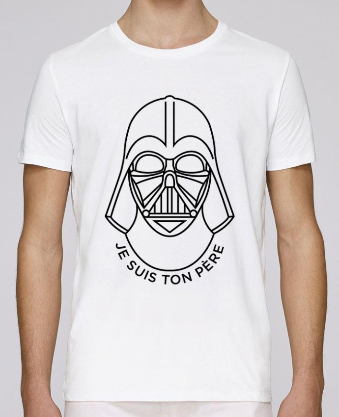 Unisex T-shirt 150 G/M² Leads Je suis ton père by tunetoo
