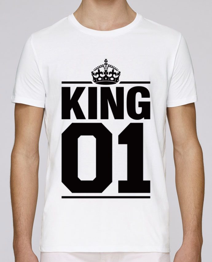 Unisex T-shirt 150 G/M² Leads King 01 by Freeyourshirt.com