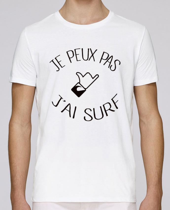 Unisex T-shirt 150 G/M² Leads Je peux pas j'ai surf by Freeyourshirt.com