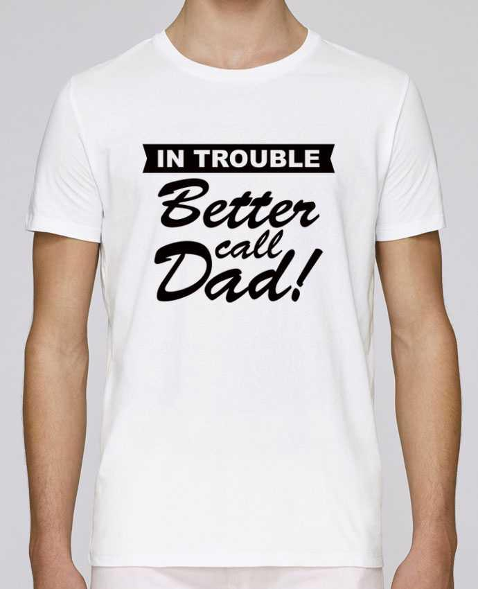 Unisex T-shirt 150 G/M² Leads Better call dad by Freeyourshirt.com