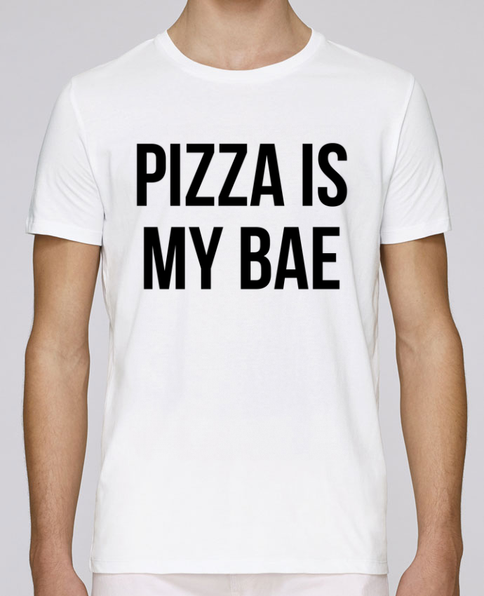 Unisex T-shirt 150 G/M² Leads Pizza is my BAE by Bichette