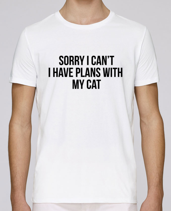 Unisex T-shirt 150 G/M² Leads Sorry I can