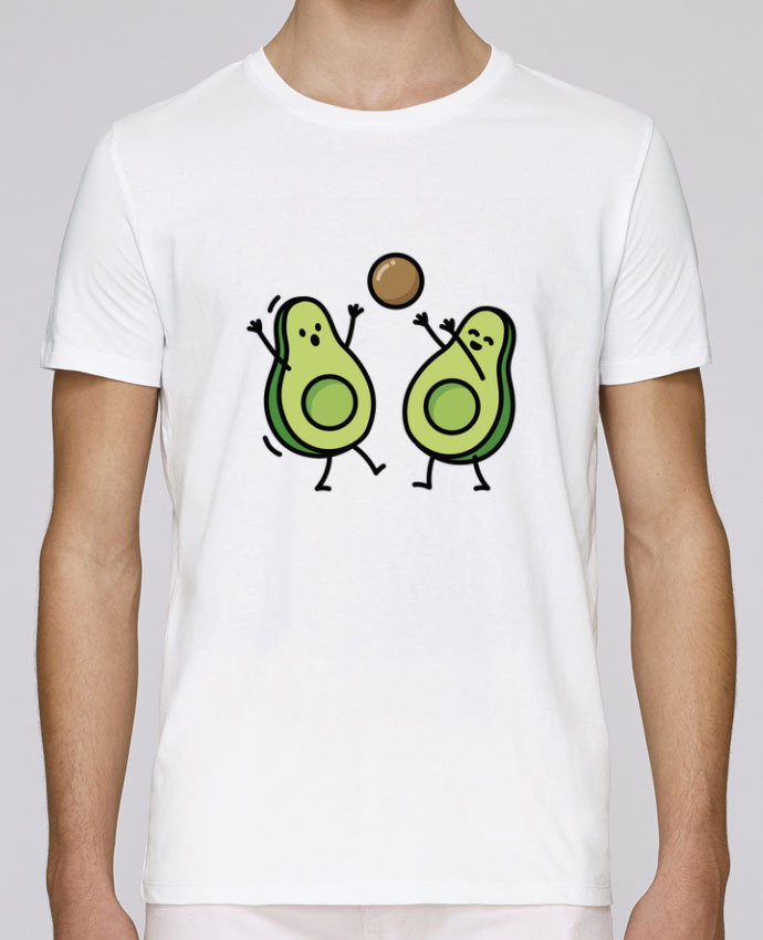 Unisex T-shirt 150 G/M² Leads Avocado handball by LaundryFactory