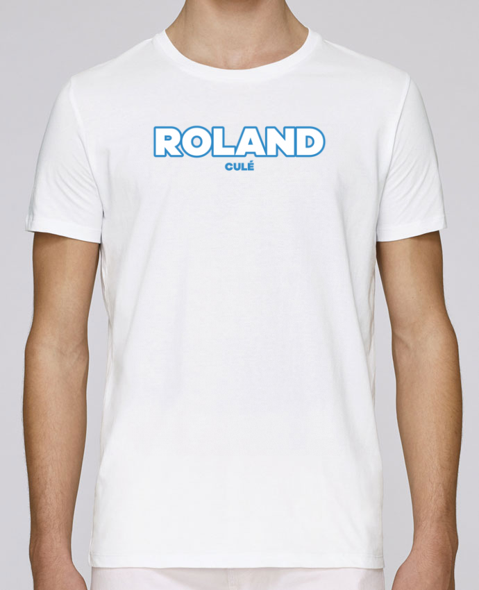 Unisex T-shirt 150 G/M² Leads Roland culé by tunetoo